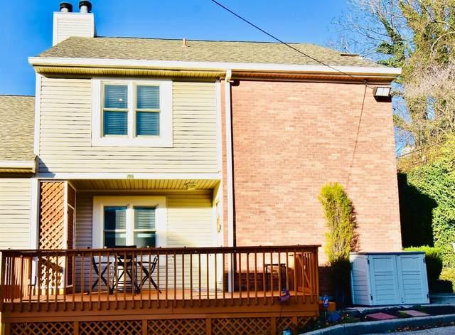 2128 Gilbert Avenue B, Cincinnati, OH 45206 (#1683476) :: Century 21 Thacker & Associates, Inc.