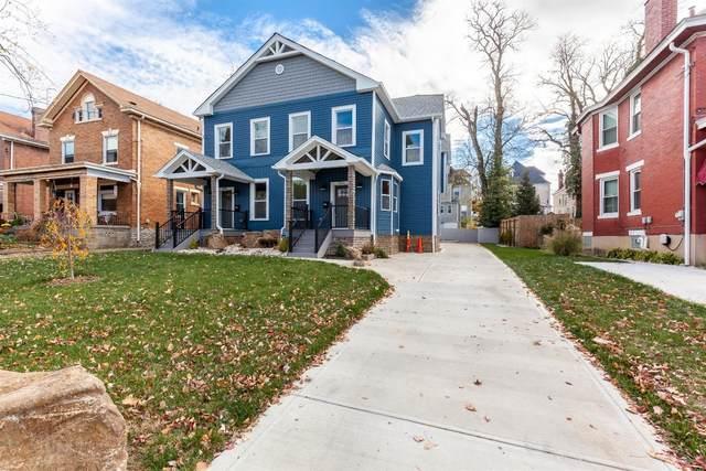 1343 Burdette Avenue A, Cincinnati, OH 45206 (#1683741) :: Century 21 Thacker & Associates, Inc.