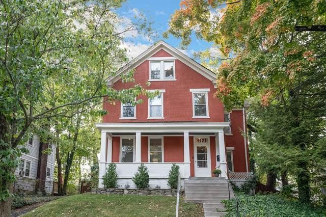 4121 Ballard Avenue, Cincinnati, OH 45209 (#1683967) :: Century 21 Thacker & Associates, Inc.