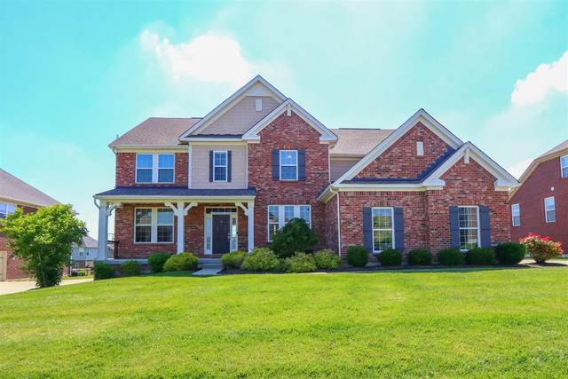 4448 Ashfield Place, Mason, OH 45040 (#1684008) :: The Chabris Group