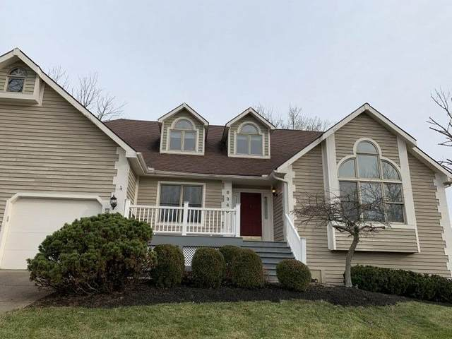 8340 Toddcreek Circle, West Chester, OH 45069 (#1684026) :: The Chabris Group