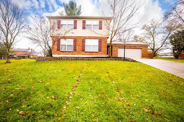 6551 Wilderness Trail, West Chester, OH 45069 (#1684244) :: The Chabris Group