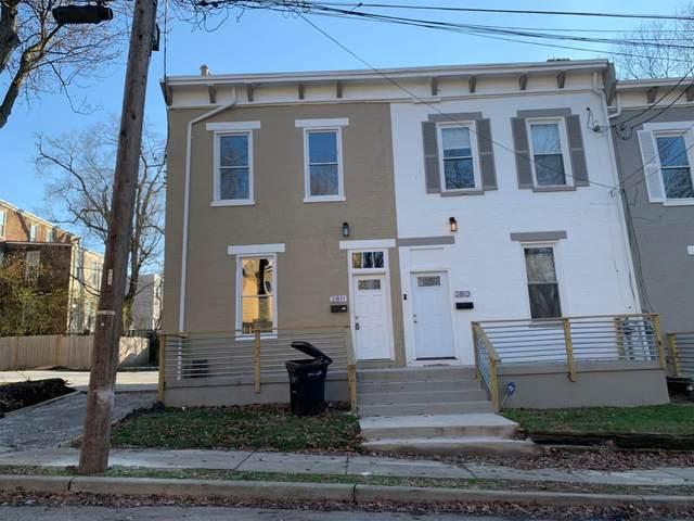 2811 W Eighth Street, Cincinnati, OH 45205 (MLS #1684775) :: Apex Group