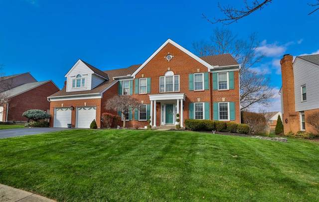 7675 Brookstone Drive, West Chester, OH 45069 (#1685022) :: The Chabris Group