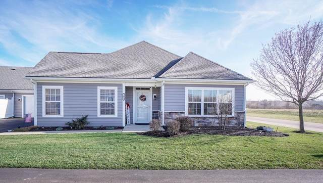 1026 Bayberry Drive, Waynesville, OH 45068 (#1685134) :: The Chabris Group