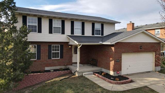 120 Westbourne Court, Fairfield, OH 45011 (#1685235) :: The Chabris Group