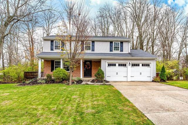 4306 Minute Man Drive, Union Twp, OH 45245 (#1685576) :: The Chabris Group
