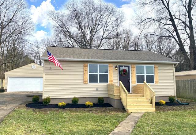 4442 St Rt 741, Clearcreek Twp., OH 45066 (#1685651) :: The Chabris Group