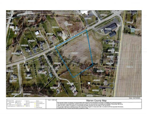 0 Old St Rt 122, Clearcreek Twp., OH 45036 (#1686076) :: The Chabris Group