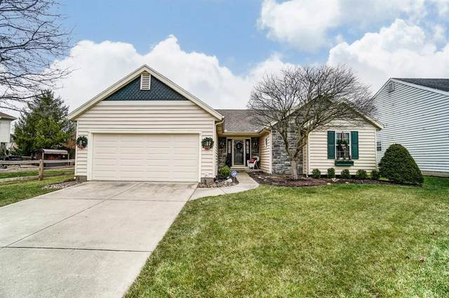 5425 Concord Crossing Drive, Mason, OH 45040 (#1686278) :: The Chabris Group