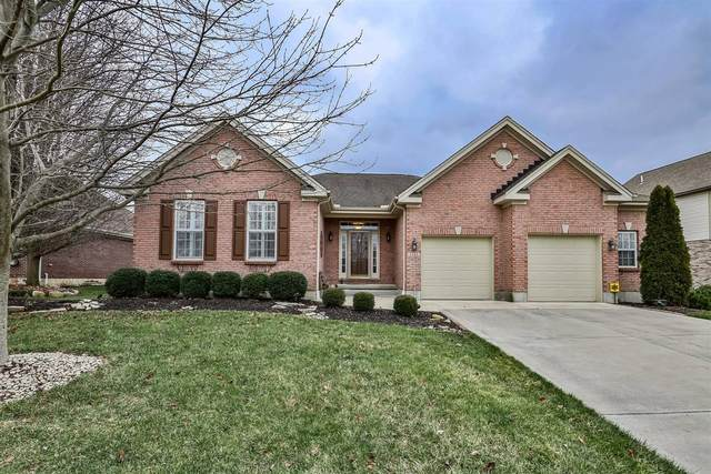 6594 Creekside Way, Fairfield Twp, OH 45011 (#1687099) :: The Chabris Group
