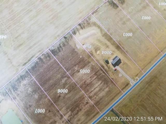 5 Lot 5 John Woods Road, Jackson Twp, OH 45697 (#1687140) :: The Chabris Group