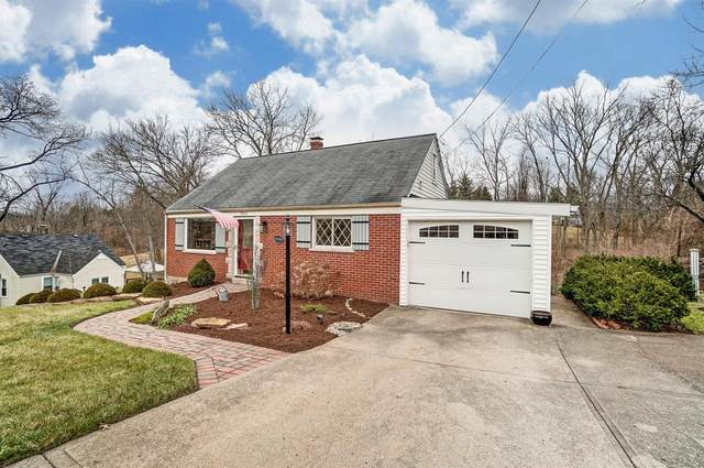 5806 Gaines Road, Green Twp, OH 45247 (#1687327) :: The Chabris Group
