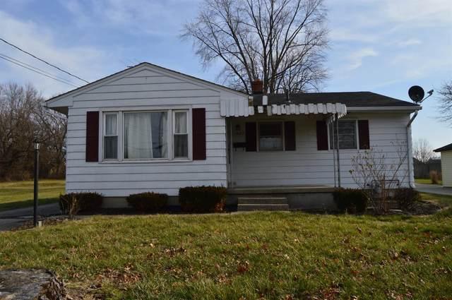 607 Burton Road, Middletown, OH 45044 (MLS #1687564) :: Apex Group