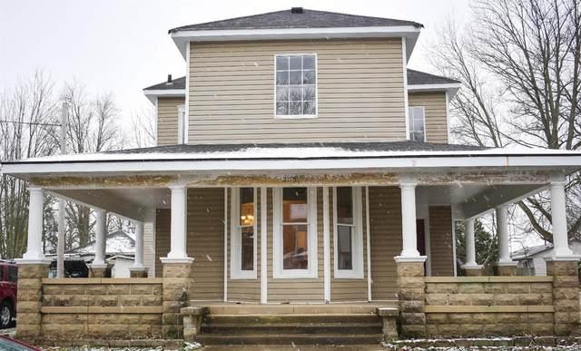 206 Mound Street, West College Corner, IN 47003 (#1687986) :: Century 21 Thacker & Associates, Inc.