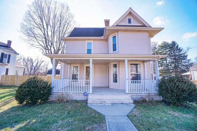 713 Central Avenue, Carlisle, OH 45005 (#1688143) :: Century 21 Thacker & Associates, Inc.
