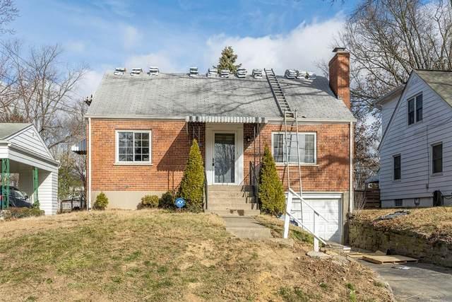 1504 St Clair, Cincinnati, OH 45231 (#1688242) :: Century 21 Thacker & Associates, Inc.