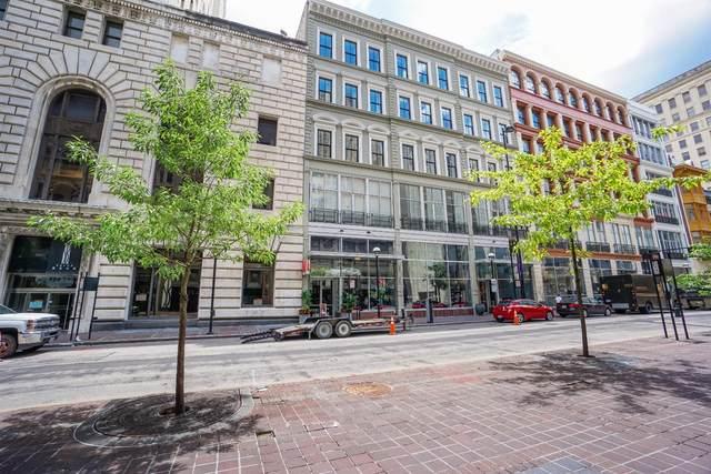 15 W Fourth Street #214, Cincinnati, OH 45202 (MLS #1688792) :: Bella Realty Group