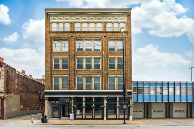 335 W Fifth Street #506, Cincinnati, OH 45202 (#1689297) :: Century 21 Thacker & Associates, Inc.