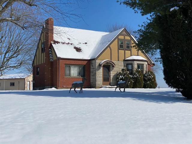 28426 Post 464 Road, St Leon, IN 47018 (#1690292) :: The Susan Asch Group