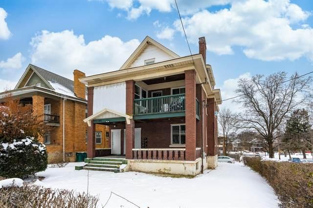 860 Blair Avenue, Cincinnati, OH 45229 (#1690374) :: Century 21 Thacker & Associates, Inc.