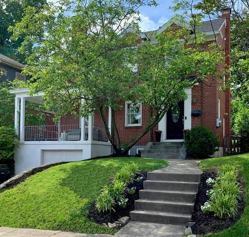 1341 Herlin Place, Cincinnati, OH 45208 (#1691107) :: Century 21 Thacker & Associates, Inc.