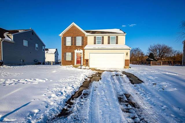3576 Wilson Farms Boulevard, Franklin Twp, OH 45005 (#1691141) :: Century 21 Thacker & Associates, Inc.