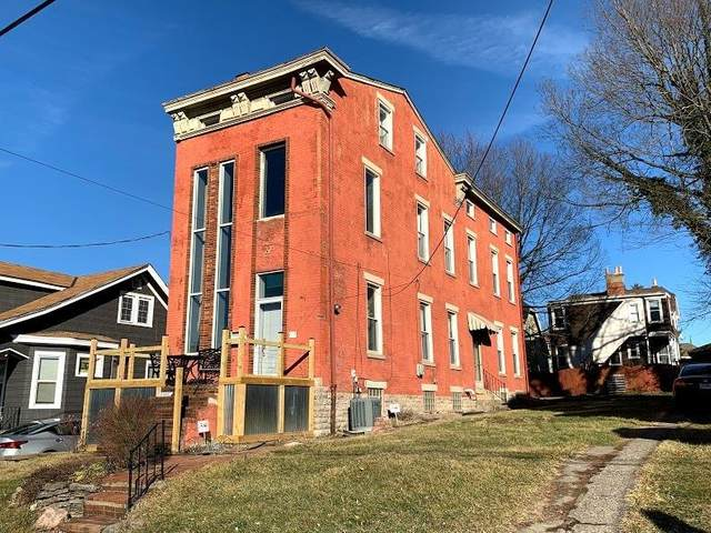 1048 Regina Avenue, Cincinnati, OH 45205 (#1691424) :: Century 21 Thacker & Associates, Inc.
