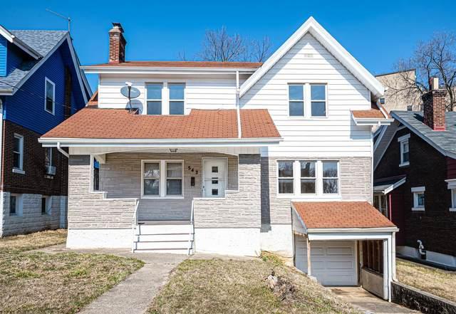 542 Blair Avenue, Cincinnati, OH 45229 (#1691671) :: Century 21 Thacker & Associates, Inc.