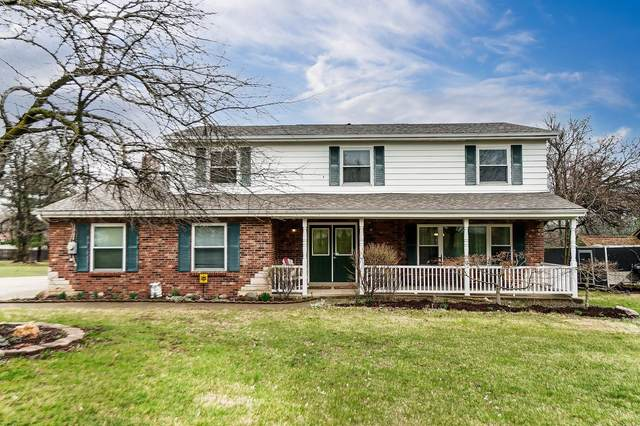 10088 Cincinnati Columbus Road, West Chester, OH 45241 (#1692952) :: The Chabris Group