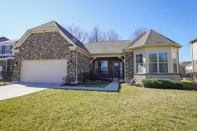 7301 Middleton Court, Mason, OH 45040 (#1693249) :: The Chabris Group
