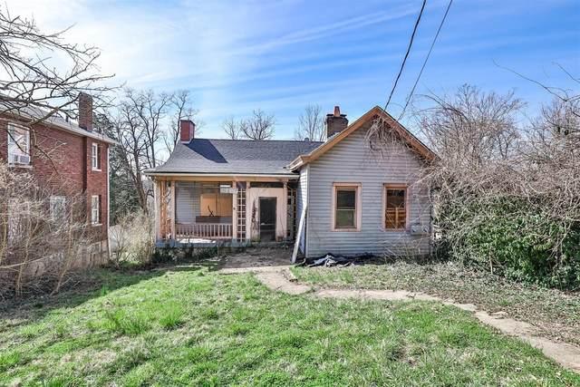 1617 Glen Parker Avenue, Cincinnati, OH 45223 (MLS #1693412) :: Bella Realty Group
