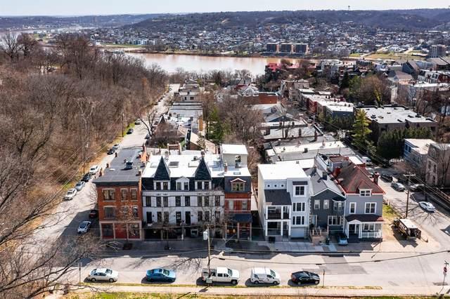 1232 Louden Street A, Cincinnati, OH 45202 (MLS #1693983) :: Apex Group