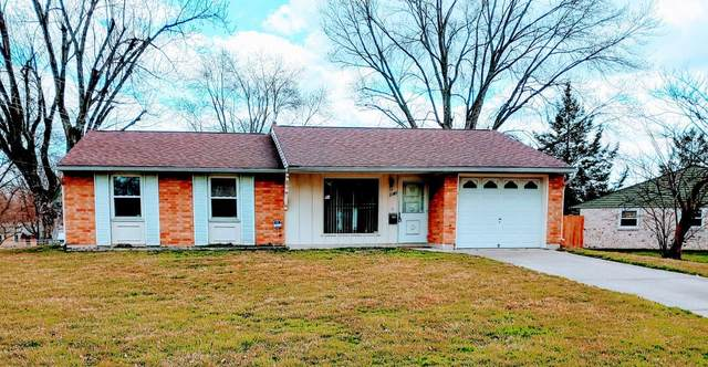 2190 Tampico Trail, Bellbrook, OH 45305 (MLS #1694136) :: Bella Realty Group