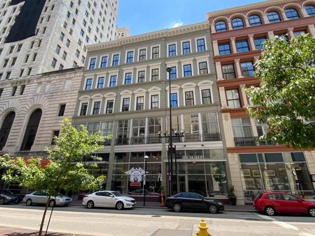 15 W Fourth Street #306, Cincinnati, OH 45202 (#1698189) :: The Huffaker Group