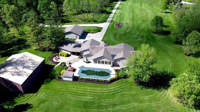 13213 W County Line Rd, Moores Hill, IN 47032 (MLS #1699323) :: Bella Realty Group