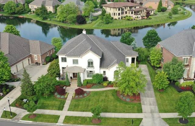 5383 North Shore Place, Deerfield Twp., OH 45040 (#1701632) :: The Huffaker Group