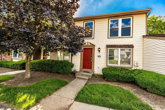 8012 Mill Creek Circle, West Chester, OH 45069 (#1703948) :: The Chabris Group