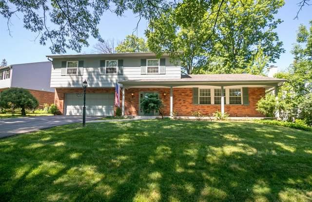 8615 Hermitage Lane, Cincinnati, OH 45236 (#1704894) :: The Huffaker Group