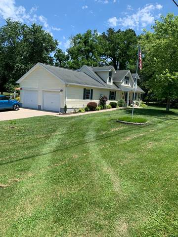 420 W Fosters Maineville Road, Hamilton Twp, OH 45039 (MLS #1704579) :: Bella Realty Group