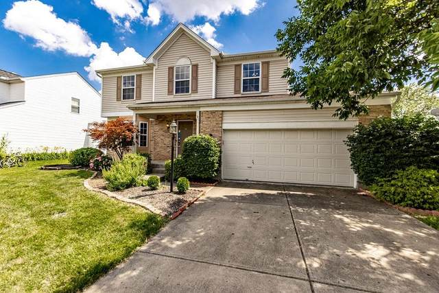 6615 Falling Leaves Court, Deerfield Twp., OH 45040 (#1705862) :: The Huffaker Group