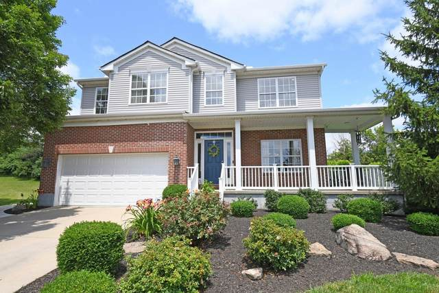10 Rowley Court, Glendale, OH 45246 (#1706688) :: The Huffaker Group