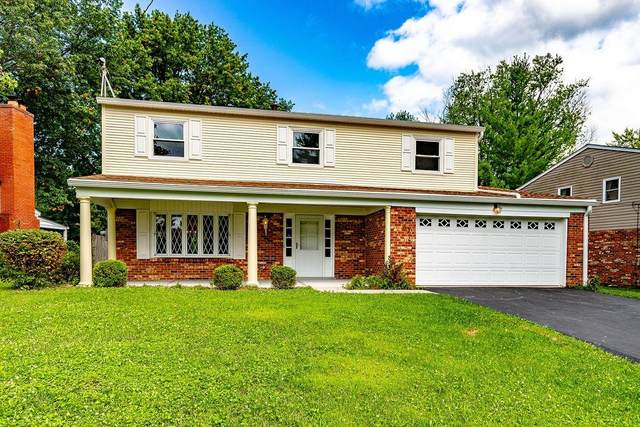 5643 Shady Hollow Lane, Anderson Twp, OH 45230 (#1708243) :: The Huffaker Group