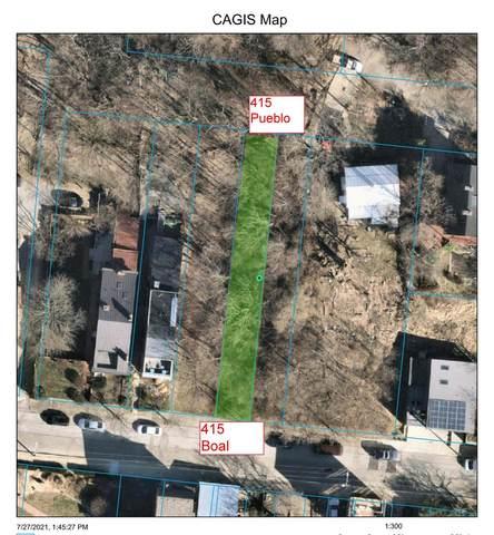 415 Pueblo Street, Cincinnati, OH 45202 (#1708896) :: The Huffaker Group