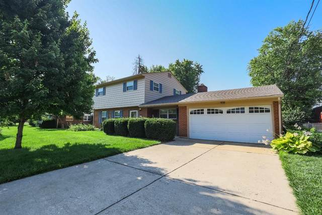 5471 Ponderosa Drive, Fairfield, OH 45014 (#1709099) :: The Huffaker Group