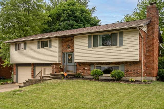 805 Victoria Drive, Franklin, OH 45005 (#1709358) :: The Huffaker Group