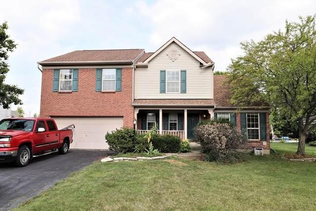 5046 Birchwood Farms Drive, Mason, OH 45040 (#1709671) :: Century 21 Thacker & Associates, Inc.