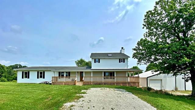 5968 Pleasant Ridge Road, Rising Sun, IN 47040 (MLS #1709708) :: Bella Realty Group
