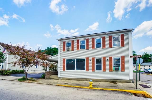 34 E Franklin, Bellbrook, OH 45305 (#1709894) :: Century 21 Thacker & Associates, Inc.