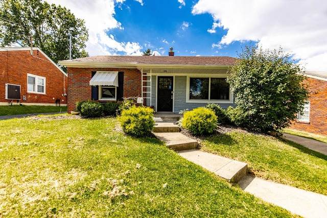 8575 Donegal Drive, Sycamore Twp, OH 45236 (#1715024) :: Century 21 Thacker & Associates, Inc.